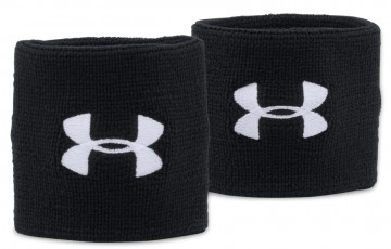 Under Armour Performance Wristbands Black